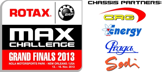 Nuevas marcas para las Rotax Grand Finals 2013