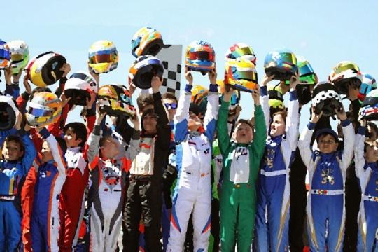 Vota al mejor piloto español del año