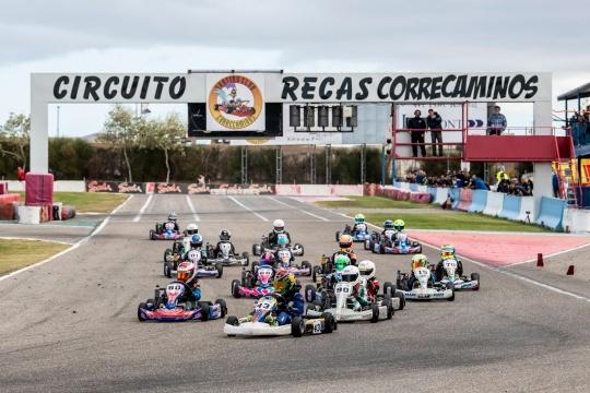 Los títulos del Campeonato Madrileño de Karting 2019 ya tienen dueño