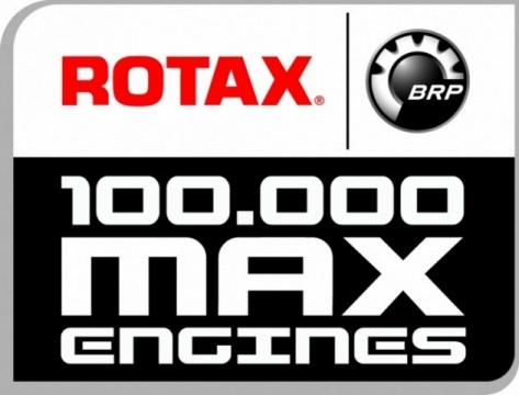 Récord para Rotax: el motor número 100.000 sale de su fábrica