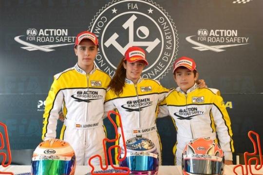 RFEdA - Selección piloto CIK Karting Academy Trophy