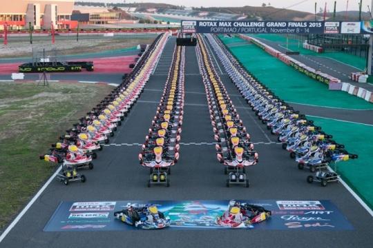 ¡Comienza el espectáculo de las Rotax MAX Challenge Grand Finals!