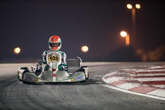Mundial Bahrein - Comienzan las clasificatorias con David Vidales en la pole de OKJ
