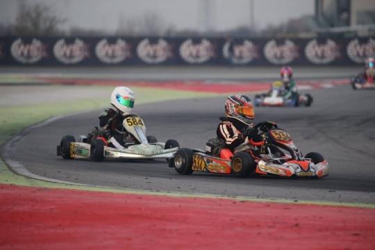 WSK Champions Cup 60 Mini - Muchos pilotos y mucho nivel