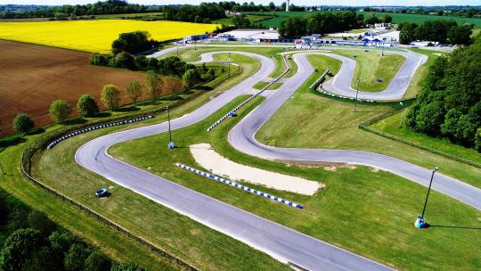 Campeonato de Europa FIA Karting OK/OKJ - Essay acoge la segunda ronda
