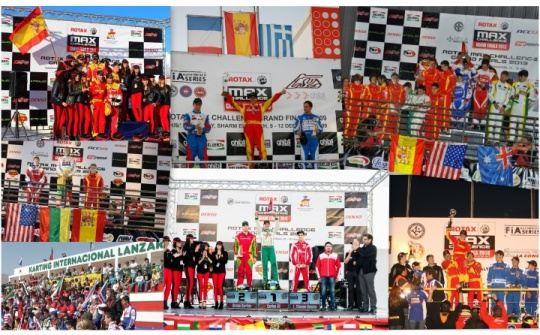 Historia de nuestro karting: España en las Rotax Grand Finals