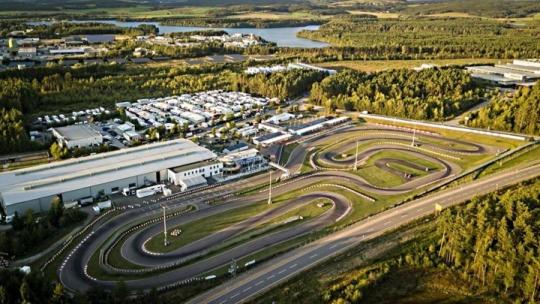 Europeo FIA de KZ/KZ2 y Academy Trophy en marcha, qualifying disputado