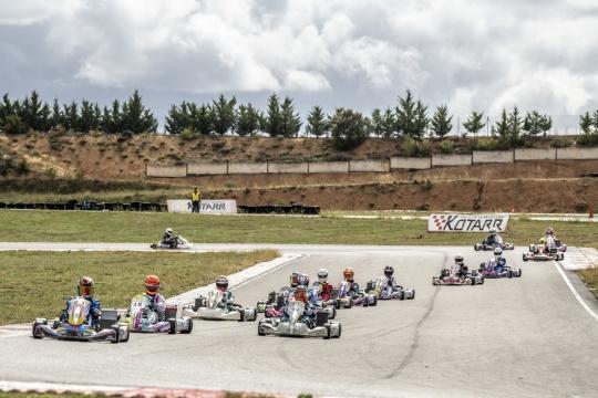 Aumenta la emoción en el Campeonato Madrileño tras su paso por el Circuito Kotarr