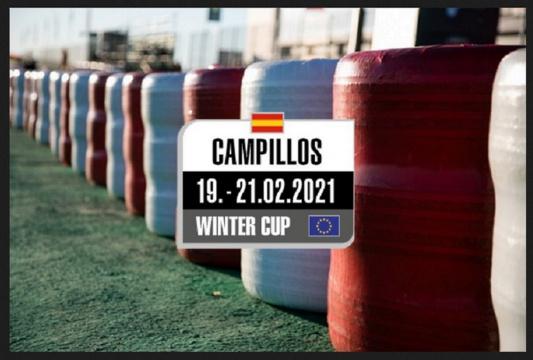 Decisión sobre la Winter Cup de Campillos el 26 de enero