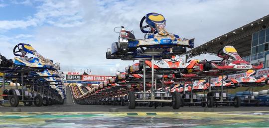 Nueva Fecha para las Rotax Grand Finals de 2021 en Bahréin