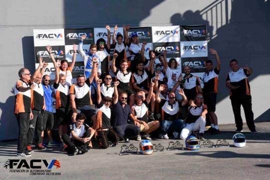 Fin de fiesta en el karting regional