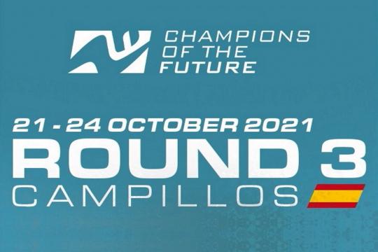 Champions of the Future decidirá sus títulos en Campillos