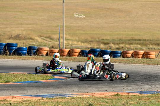 El Campeonato Madrileño de Karting encara su recta final
