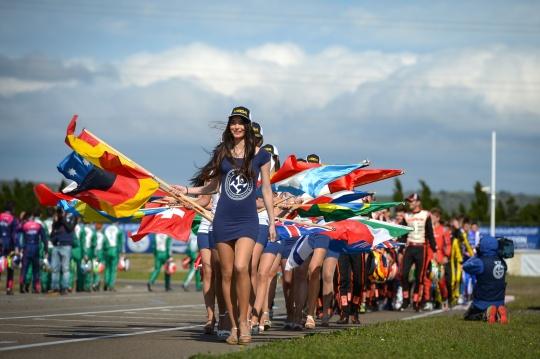 De vuelta al pasado: Campeonato de Europa OK y OKJ, Zuera 2016.