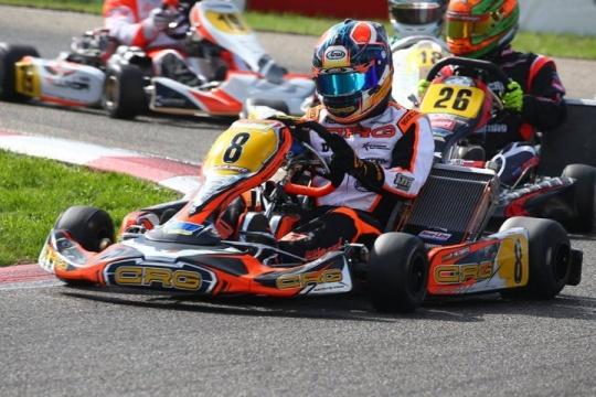 World Championship KZ: el mundial no sonríe a Pedro Hiltbrand