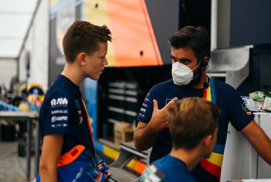 """Pablo Rodríguez (DPK): """"Hay que hacer el karting más accesible a la gente, no solo a los pilotos"""""""