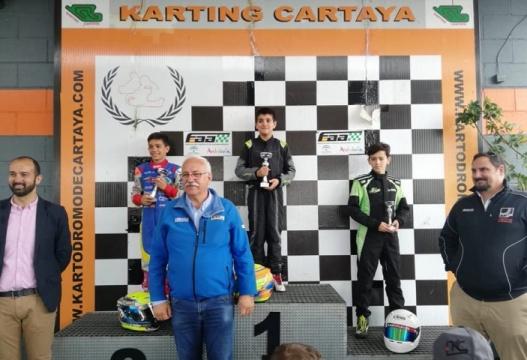 El Campeonato de Andalucía 2019 arrancó en Cartaya