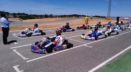 El Campeonato Madrileño de Karting disputó su segunda reunión en Tarancón