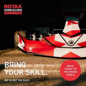 Rotax lanza su competición virtual: llega el SIM RACING Challenge