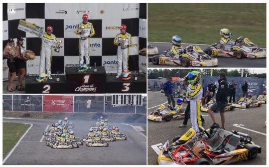 ¡Mari Boya Campeón del FIA Academy Trophy!