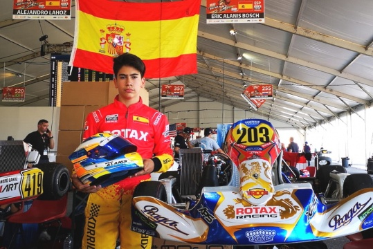Objetivo Rotax Grand Finals - Eric Alanis