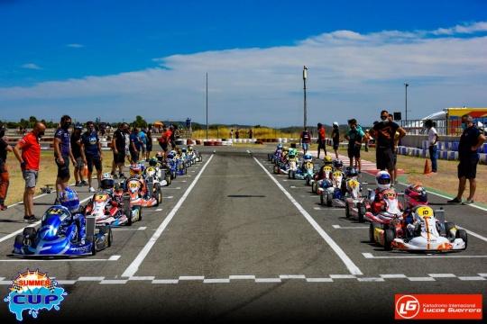 Summer Cup - Los motores rugieron en Chiva