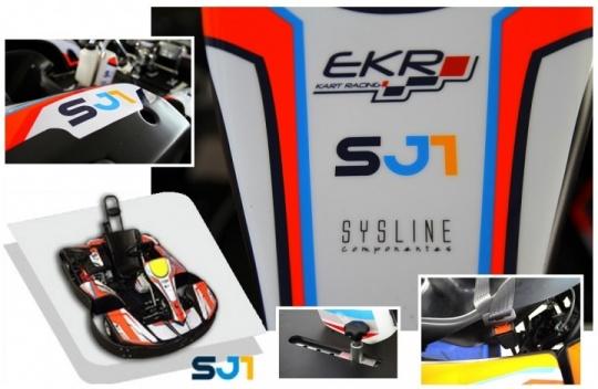 EKR Rental SJ1 - El Junior aventajado