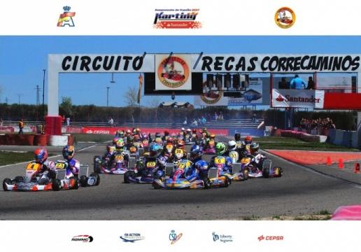 El CEK 2017 aterriza a lo grande en el Karting Correcaminos.