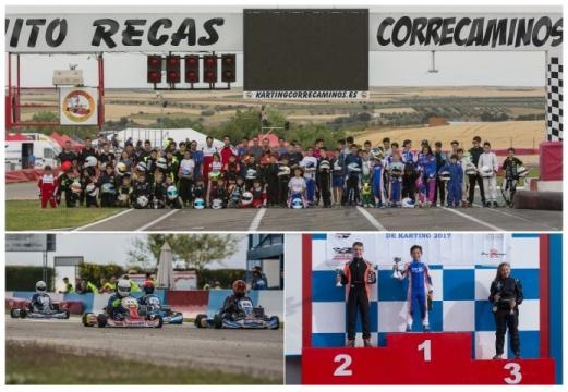 El Campeonato Madrileño y Castellano-Manchego por buen camino