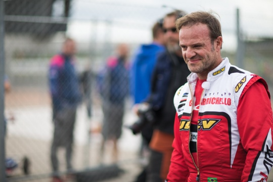 "Rubens Barrichello: ""el karting al nivel de un mundial KZ es extremadamente difícil""."