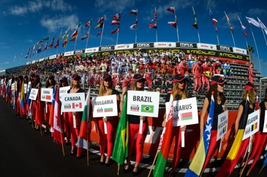 Las Rotax Grand Finals de 2018 se celebrarán en Brasil