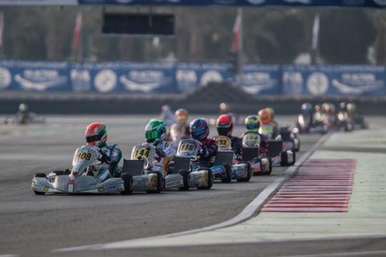 Mundial Bahrein - El karting español con el podio en el punto de mira