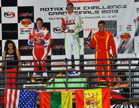 Rotax Grand Finals – Oriol Dalmau sube al podio en Nola. España subcampeona en la Nations Cup.
