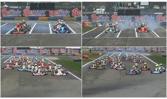 WSK Final Cup - Segundo asalto disputado en Castelletto