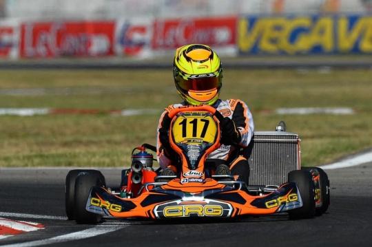 Europeo FIA OK Sarno - Final complicada para los nuestros