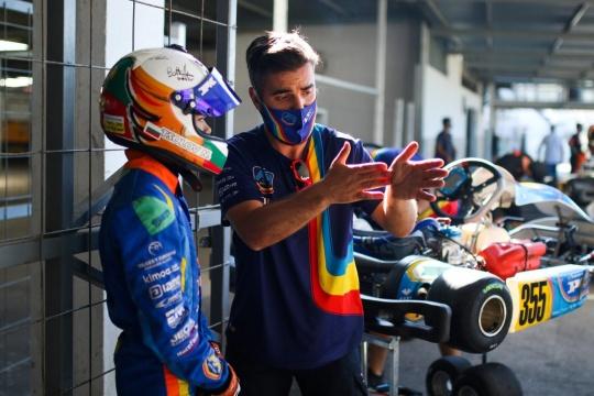 Nuevo asalto al Campeonato de Europa OK/OKJ para DPK Racing en Zuera