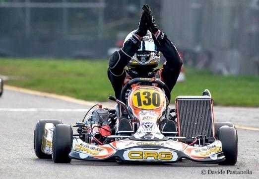 Trofeo de la Industria - David Vidales sexto en Mini 60. Davide Forè volvió a ganar.