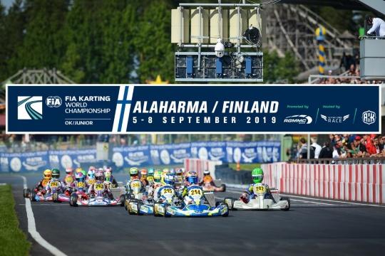 Campeonato de Mundo FIA 2019 OK/OKJ: final de la cuenta atrás en Finlandia