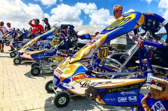 Las Rotax Grand Finals de 2019 se celebrarán en Sarno