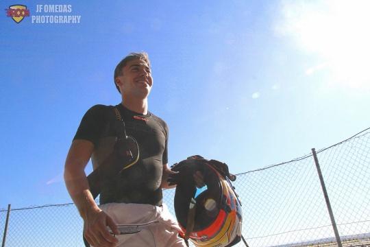 ¡Pedro Hiltbrand regresa a Tony Kart!