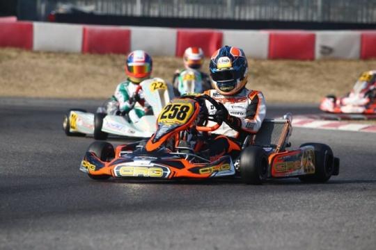 Winter Cup - Remontada y P6 para Pedro Hiltbrand