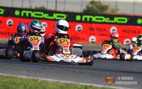 RMCGF DD2 Master - Final complicada para Jesús Pérez-Santander