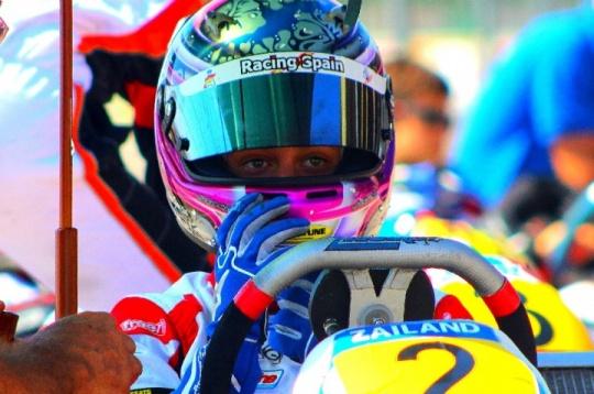 Marta García elegida FIA Woman in Motorsport 2015