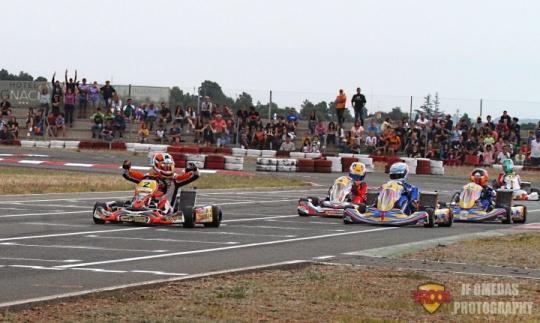 CEK Junior - Pepe Martí y Lucas Pons se reparten las victorias