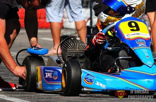 """El """"GRIP"""" (Parte 2): La presión de los neumáticos"""