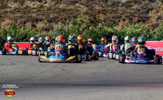 CEK Recas Senior - Eduardo García y Andriy Pits se reparten las victorias.