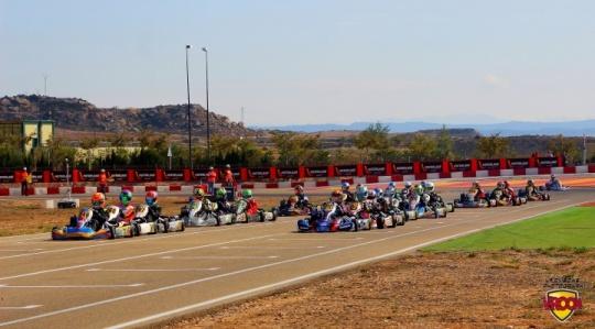 Doblete de Carlos Saval Motorland, Òscar Palomo logra el título en Junior.