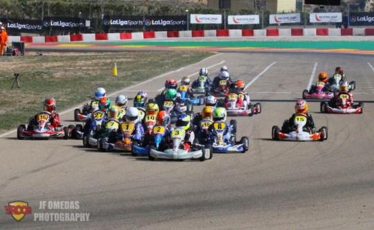 CEK Motorland - Iván Arias y Adrián Malheiro se reparten las victorias