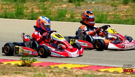 Series Rotax Micro - Eduardo Lukacs y Tomás Pintos se reparten las victorias