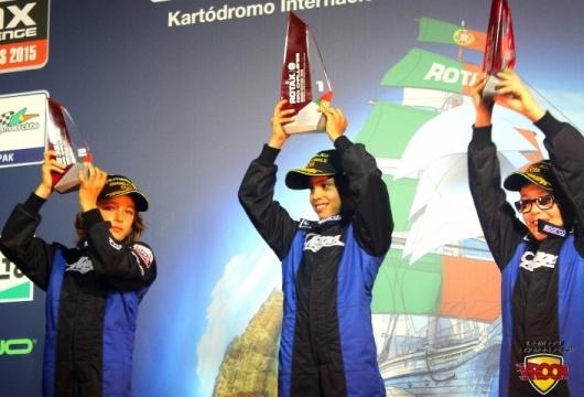 Juan David Martínez gana el Rotax Grand Festival de Micro MAX